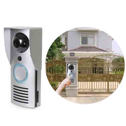 WiFi Video Doorbell Phone Voice Intercom DB02 Application