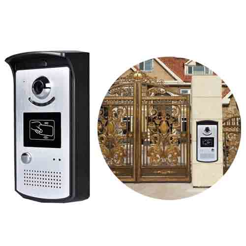 WiFi Video Doorbell Phone Wireless Video Audio Intercom DB03 Application
