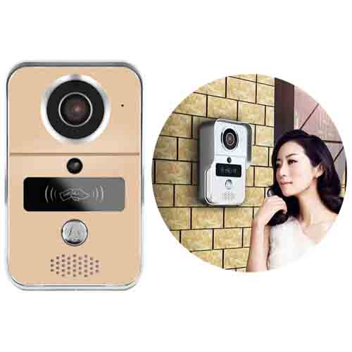 WiFi Video Doorbell Phone DB04 Application
