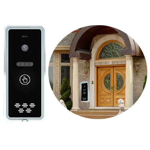 Smart GSM Villa Wireless Intercom Access WIA-200D Application
