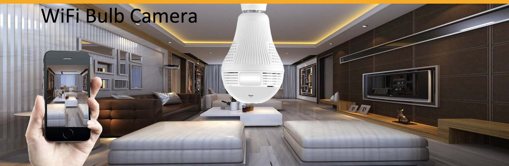 3 WiFi Bulb Camera VF-CB200